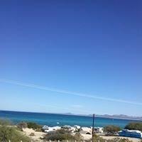 Playa Central, La Ventana