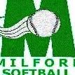 Milford girls softball
