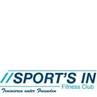 Sport's In - Fitness Club