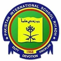 Pakistan International School,Riyadh, KSA.Senior Wing