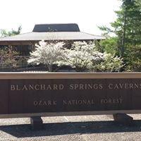 Blanchard Springs Caverns Gift Shop