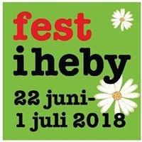 Fest i Heby