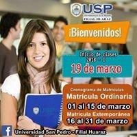 Universidad San Pedro - Filial Huaraz