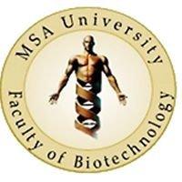 Biotechnology SU MSA University