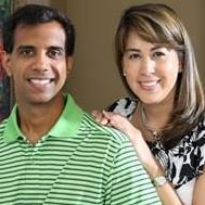 Dr. Rick & Pam Dhillon D M D