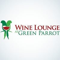 Wine lounge at green parrot