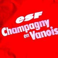 ESF Champagny en Vanoise