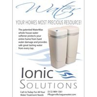 Ionic Solutions Water Treatment