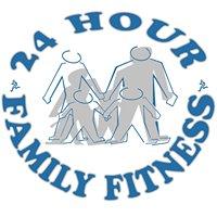24 Hour Family Fitness