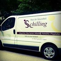 """Sanitätshaus """"Haus der Gesundheit Schilling"""""""