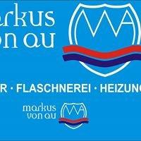 Markus von Au,  Sanitär Flaschnerei Heizung