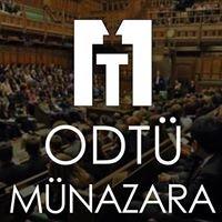 ODTÜ Münazara / METU Debate