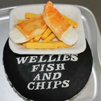 Wellies Fish & Chips, Grantham