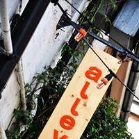 Alley Cafe, Nottingham