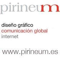 Pirineum - Diseño gráfico, comunicación global, internet