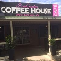Rose Garden Coffee House- Cowra