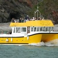 The Ilfracombe Princess @ Ilfracombe Harbour