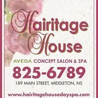 Hairitage House Salon and Day Spa