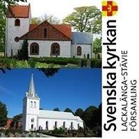 Lackalänga-Stävie församling