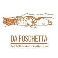 Da Foschetta, B&B, Agriturismo