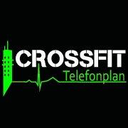 CrossFit Telefonplan