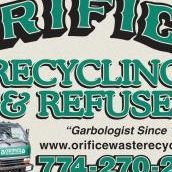 Orifice Recycling & Refuse, LLC