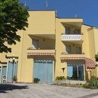 Hotel Pitinum - Piscina del sole