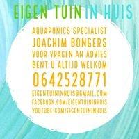 "Eigen Tuin in Huis ""Aquaponics"""