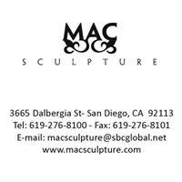 Mac Sculpture