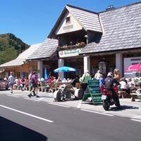 Glockenhütte - Nockalmstrasse