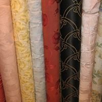 Fabric by designers