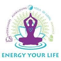 Energy-your-Life Massage QiYoga Weiterbildungen