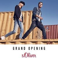 S.Oliver Store Stadtgalerie Heilbronn - Real fashion for real people