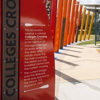 Colleges Crossing Recreation Reserve