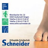 Orthopädie-Schuhtechnik Schneider GmbH