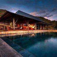 Wooden Concept Villa in Mauritius
