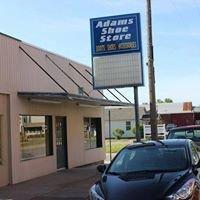 Adams Shoe Store