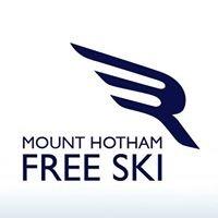 Mount Hotham Free Ski Water Jump Park