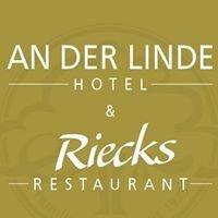 An der Linde - Rieck's Restaurant & Hotel