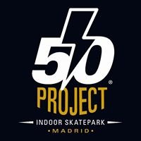 50-Project Indoor Skatepark Madrid