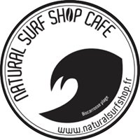 Natural surf shop café