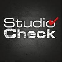 Studio-Check