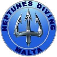 Neptunes Diving Malta