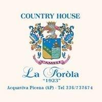Country House La Forola 1923