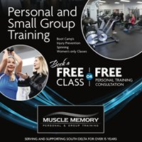 Muscle Memory Personal & Group Training