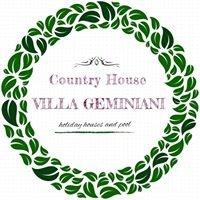 Villa Geminiani Country House