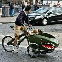 Bicycle's Saving Planet Earth