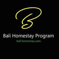 Bali Homestay Program