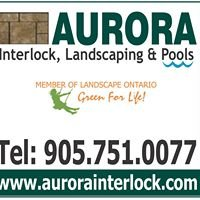 Aurora Interlock Landscaping & Pools Inc