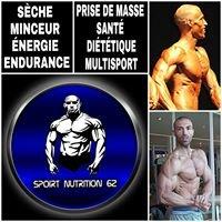 Sport Nutrition 62 Calais